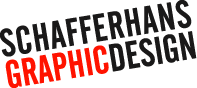 Logo Schafferhans GraphicDesign GmbH