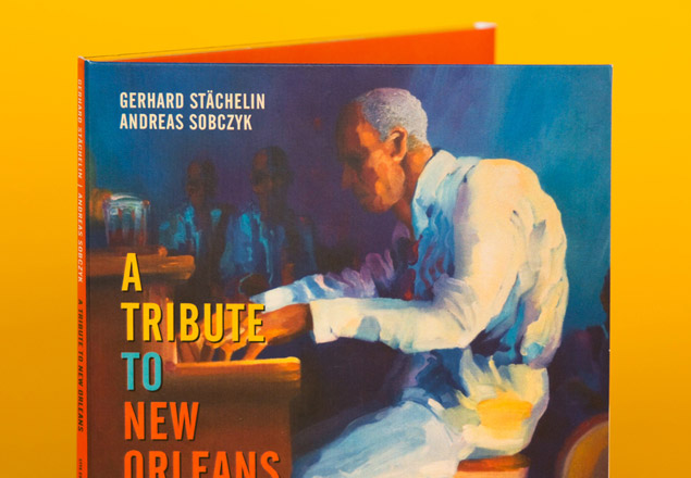 "CD-Ausstattung ""A Tribute To New Orleans"""